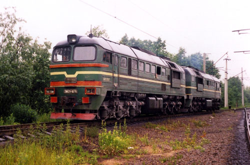 ЛОКОМОТИВ: Тепловозы семейства М62: некоторые факты: http://locomotive2014.blogspot.ru/2014/04/62.html